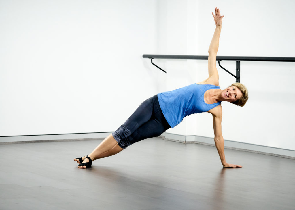 Anja Lineen exercise
